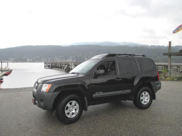 2005 nissan xterra off road suv 4x4 wow coquitlam. Black Bedroom Furniture Sets. Home Design Ideas