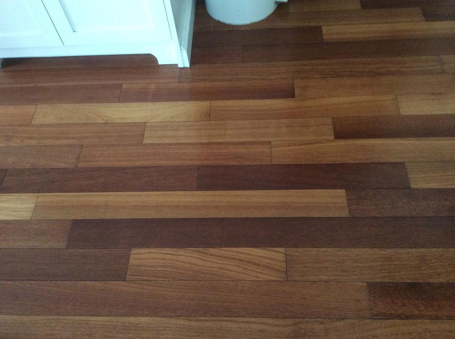 Kempas hardwood flooring saanich victoria mobile for Kempas hardwood flooring