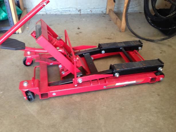 motormaster motorcycle liftjack west shore langfordcolwoodmetchosinhighlands victoria