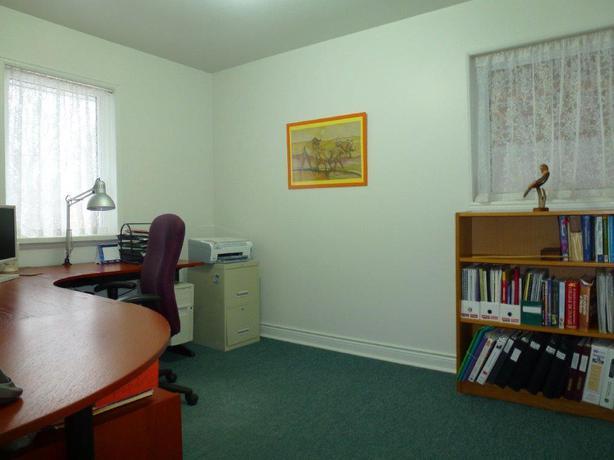 corner professional office desk central ottawa inside