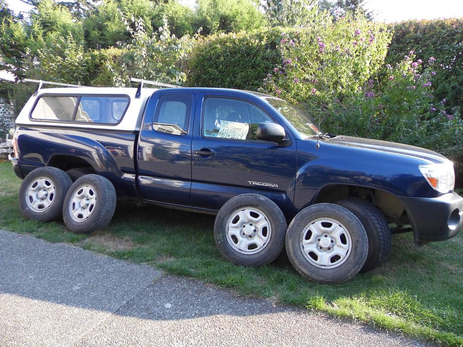 08 toyota tacoma 4 x 2 4 cyl 5 speed manual 2 door saanich victoria mobile. Black Bedroom Furniture Sets. Home Design Ideas