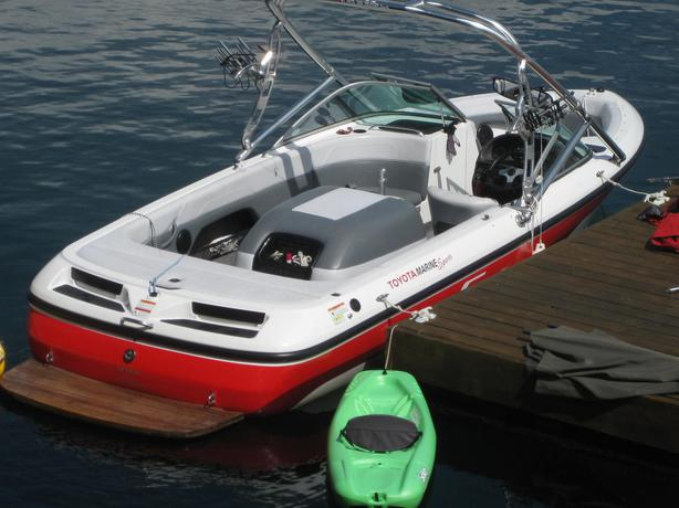 Lexus Saint John >> TOYOTA EPIC 22 SKI BOAT POWERED BY LEXUS West Shore: Langford,Colwood,Metchosin,Highlands, Victoria