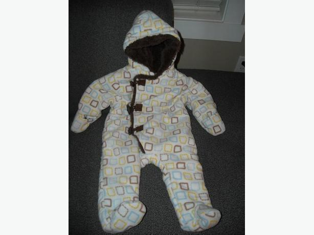 SOFT AND WARM BABY OUTERWEAR/ BUNTING BAG