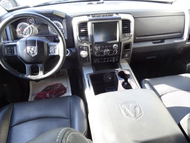 2013 Dodge Ram 1500 Sport W Leather Interior Amp Accident