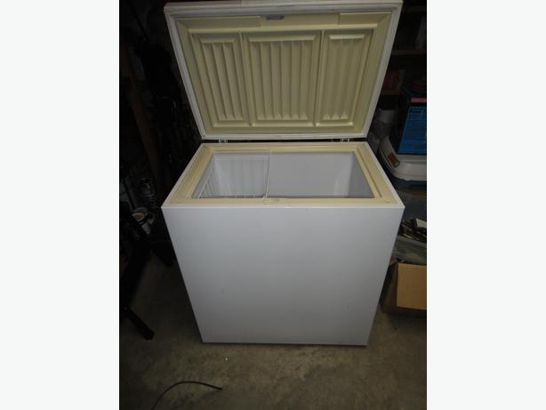 freezer 5 5 cu ft apartment size west shore langford