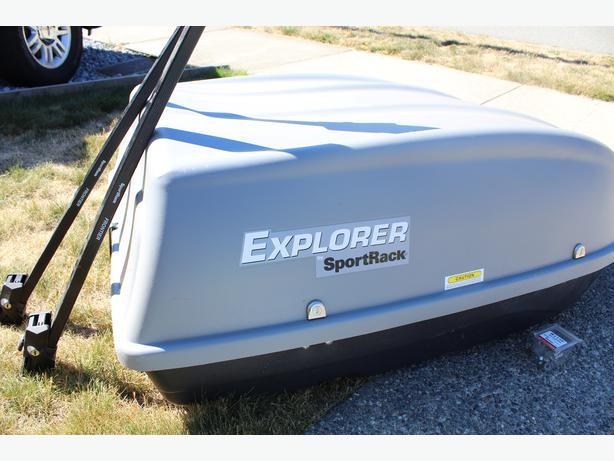 Sportrack Cargo Carrier Sportrack Explorer Cargo