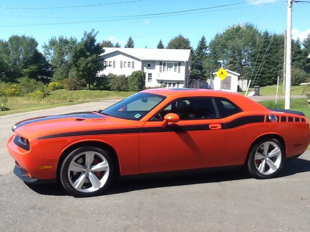 2009 dodge challenger srt8 hemi charlottetown pei. Black Bedroom Furniture Sets. Home Design Ideas