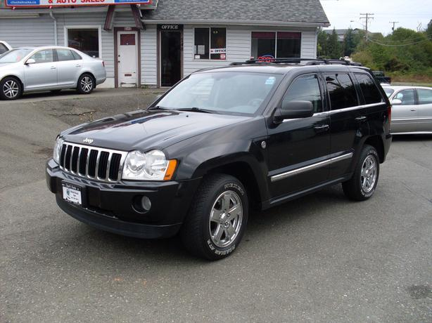 2005 jeep grand cherokee stock 2642 price reduced courtenay campbell river. Black Bedroom Furniture Sets. Home Design Ideas