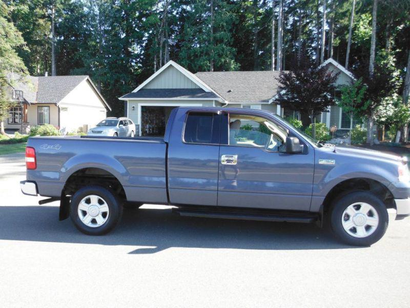 2004 ford f 150 xl outside comox valley comox valley. Black Bedroom Furniture Sets. Home Design Ideas