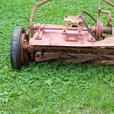 Maxwell Rocket Lawn Mower