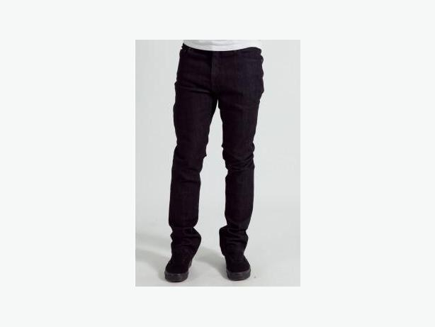 West 49 Men's Straight Leg Jeans (black/size 30) - BRAND NEW