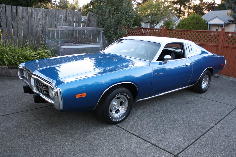 1974 Dodge Charger Se West Shore Langford Colwood