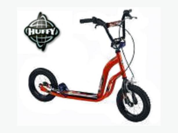 huffy green machine scooter