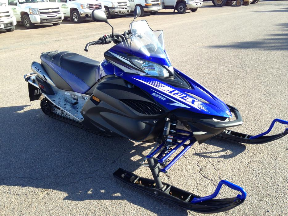 Yamaha Apex Snowmobile