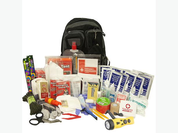 Earthquake preparedness supplies victoria bc quadra