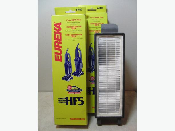 2 New Eureka HEPA Filters