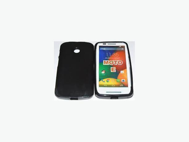 TPU Case Cover TPU S-line Skin for Motorola Moto E