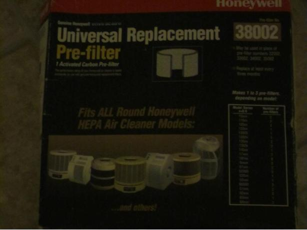 Universal Replacement Filter