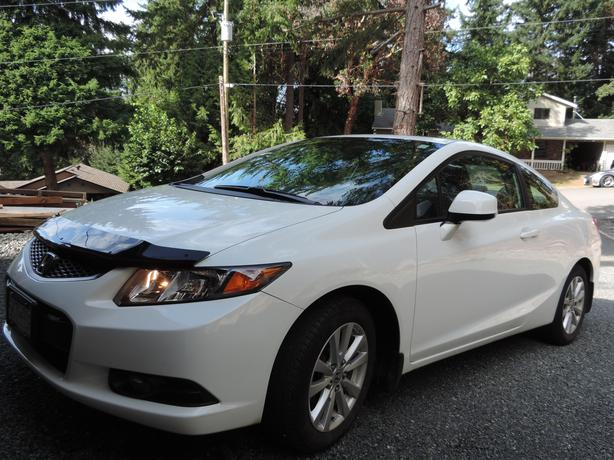 2012 honda civic ex l 2 door coupe nanoose bay nanaimo. Black Bedroom Furniture Sets. Home Design Ideas