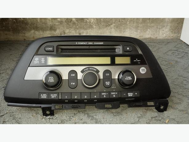 Free: 2009 Honda Odyssey Factory Stereo