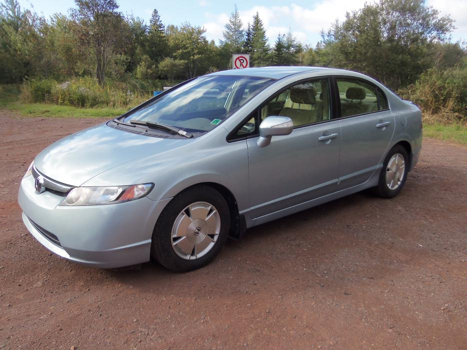 2007 honda civic hybrid only 154 k save save save summerside pei mobile. Black Bedroom Furniture Sets. Home Design Ideas