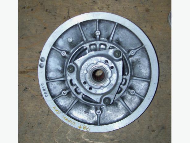 Yamaha SXR SRX Viper VMax secondary clutch driven clutch 98-2003