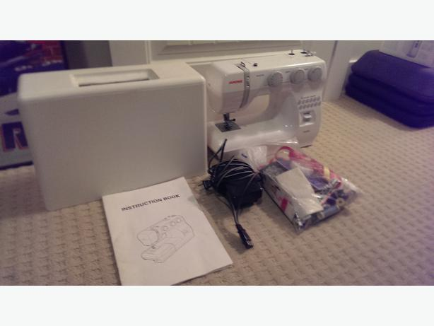 janome mystyle 24 instruction manual