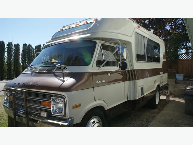 1978 Dodge Chinook Widebody Motorhome 10 000 Obo Saanich