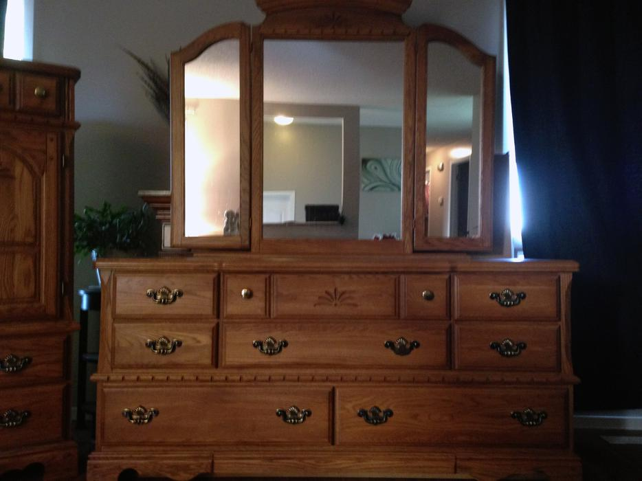 palliser bedroom furniture palliser solid oak 5 bedroom set 1250 obo 12788