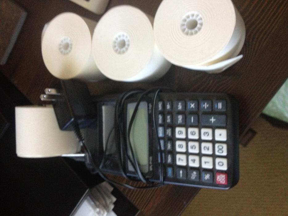 staples spl p100 printing calculator manual