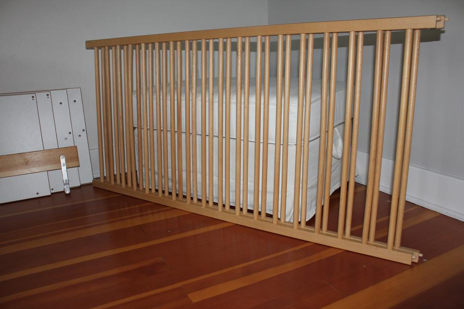 Ikea Crib Rail Baby Crib Design Inspiration