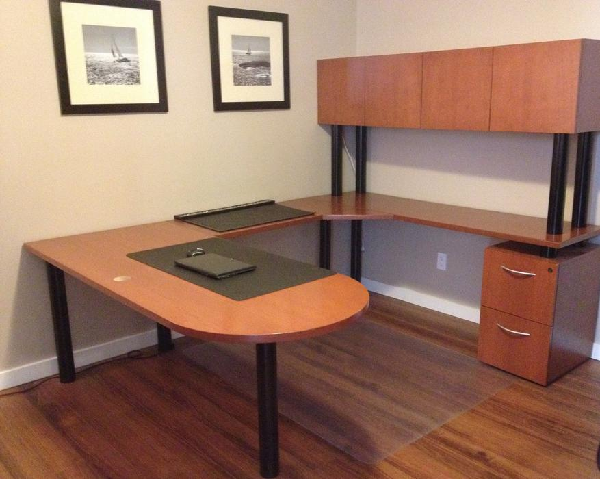 Reduced To Go Nice Desk For Home Or Office Victoria City