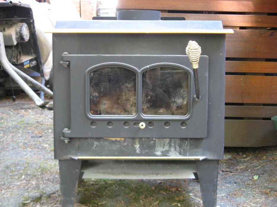 haughs wood burning stove saanich victoria