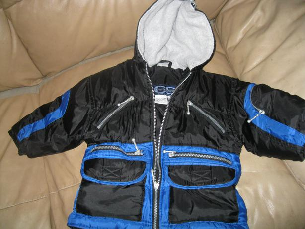 Boys CLIMATE CONTROL winter jacket / hood  - size 3t