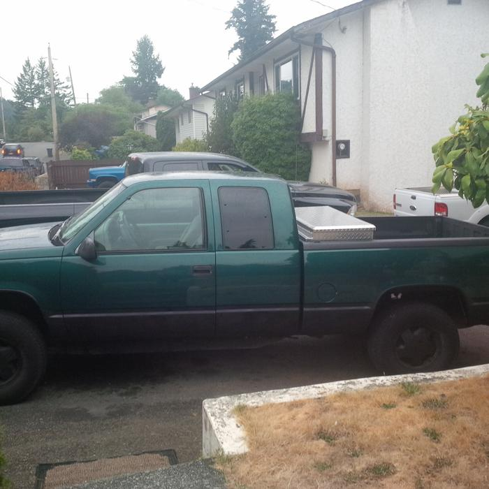 4X4 Extended Cab West Shore