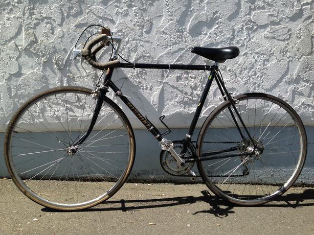 Vintage Nishiki Road Bike Victoria City Victoria