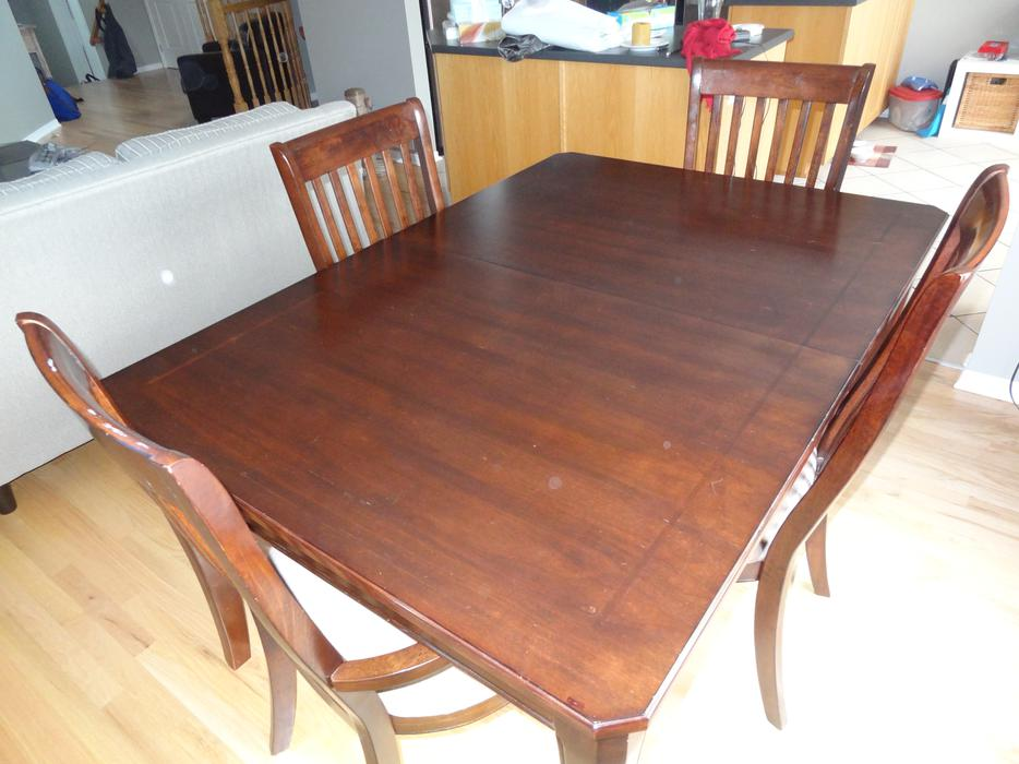 Dining Room Chairs Kijiji Guelph Table With Six Nepean Ottawa Mobile