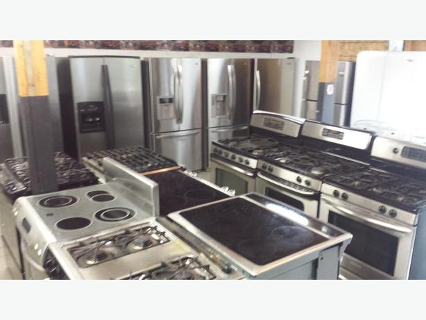 Western appliance refurbished scratch and dent new used for Best high end appliances