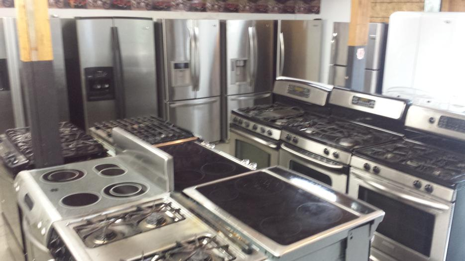 Western Appliance Previously Owned Refurbished Scratch