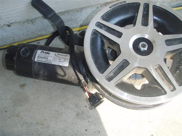 Gear Puller Toronto : Wheel chair motor esquimalt view royal victoria