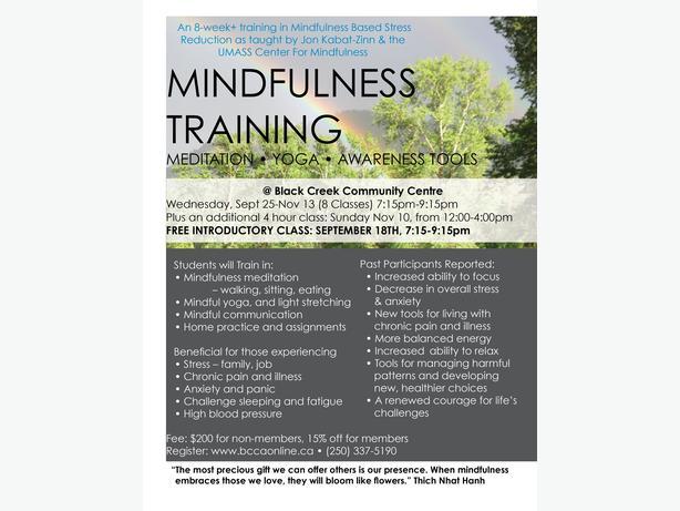 Mindfulness Course Kitchener Waterloo