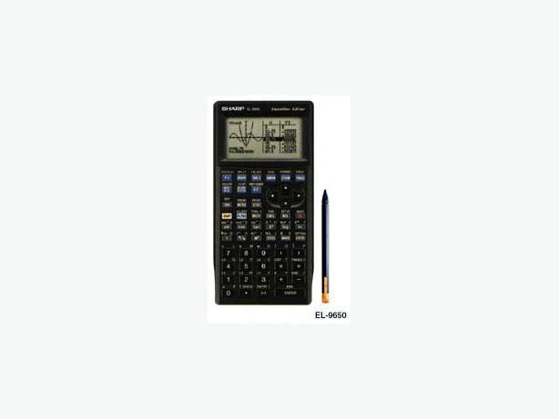 sharp calculator el w535x manual