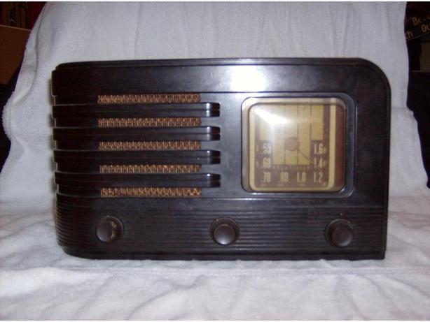 RADIO ANTIQUE ANNÉES 1920