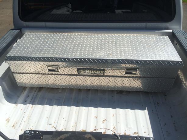 Locking With Keys Husky Aluminum Tool Box Oak Bay Victoria