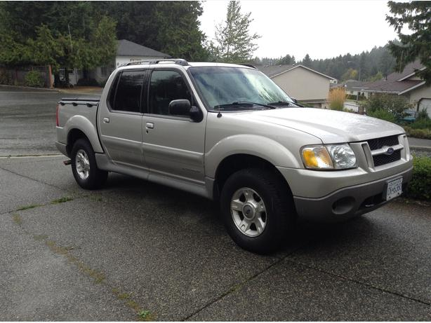 2002 ford explorer sport trac outside victoria victoria. Cars Review. Best American Auto & Cars Review