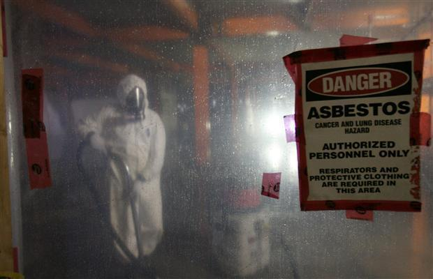 Asbestos removal central for Asbestos in drywall canada