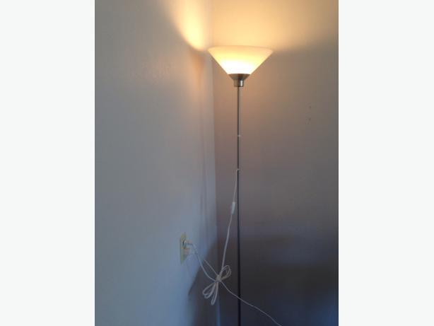Upright floor lamp Victoria City, Victoria