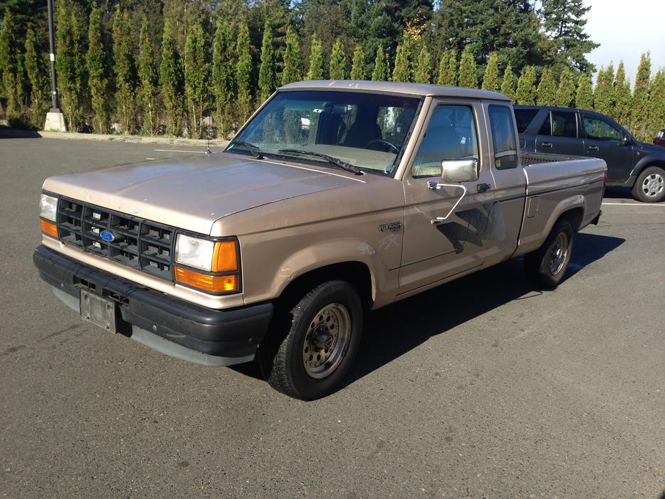 1992 ford ranger xlt v6 automatic parksville nanaimo mobile. Black Bedroom Furniture Sets. Home Design Ideas