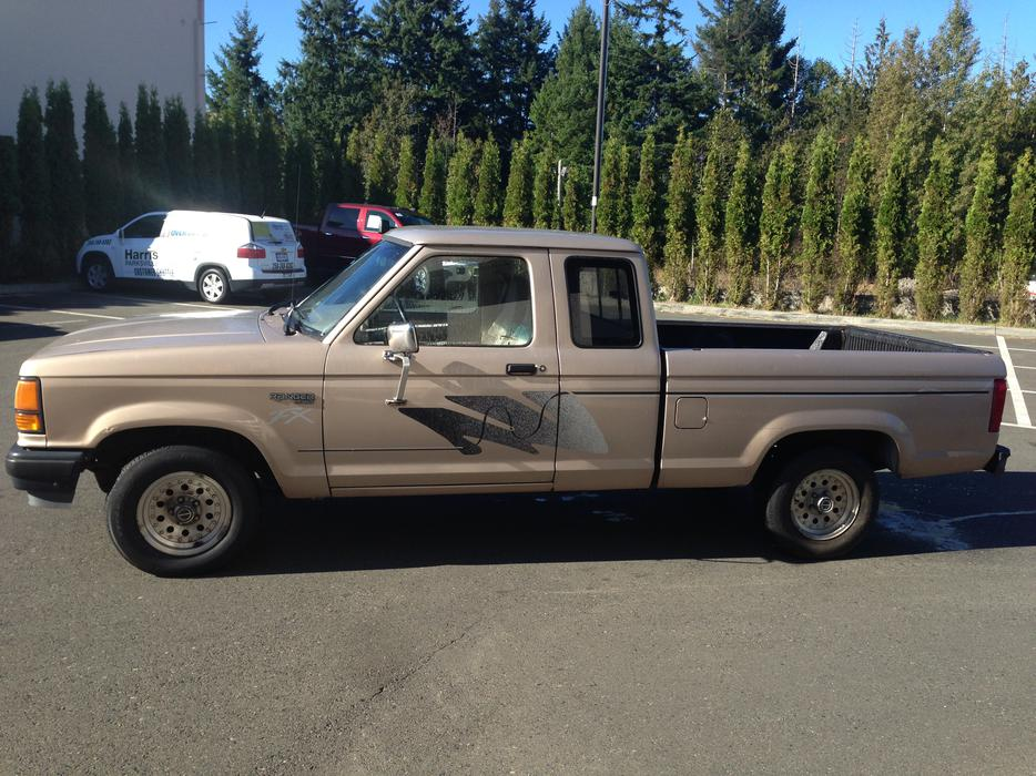 1992 Ford Ranger Xlt V6 Automatic Parksville Nanaimo