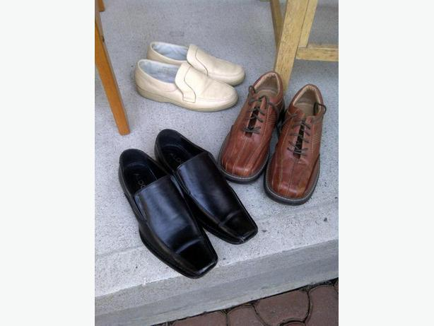 Men's Shoes, 9 1/2 to 10